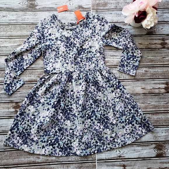 3 for $30 ❤NWT Joe fresh girls size 5 long dress